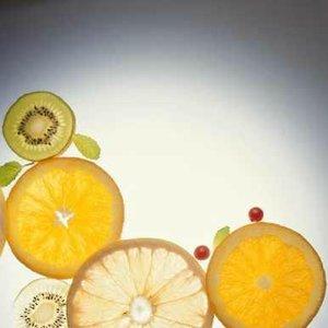 kiwi pomeranče