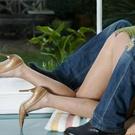 nohy muže ženy sex