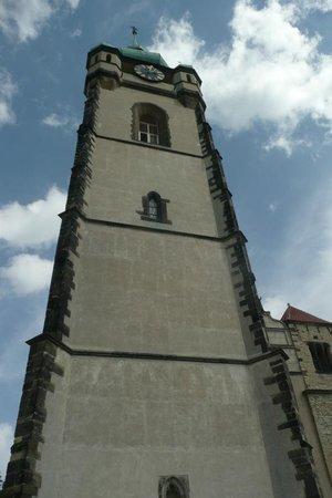 mělník věž výška