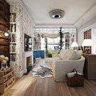 Rustikální byt