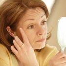 žena zrcadlo stárnutí