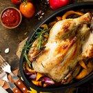 Kuřátko s nádivkou pro sváteční dny