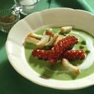 hrášek polívka