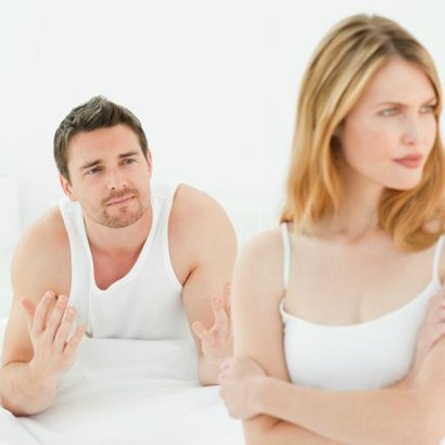 žena muž postel