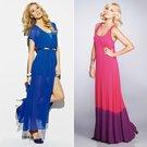 Dlouhé šaty  12