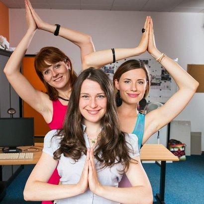 office jóga