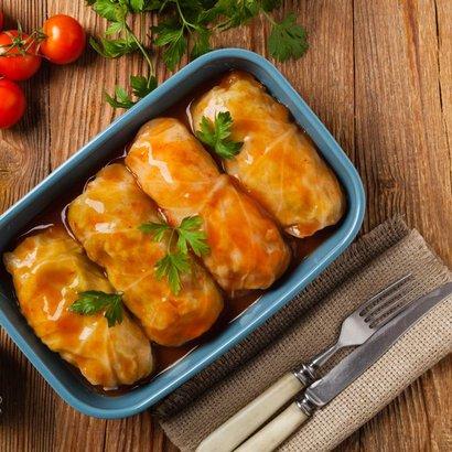 Nadívané zelné listy: Tradiční, ale také rychlá večeře