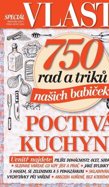 Speciál Vlasty: 750 rad a triků našich babiček