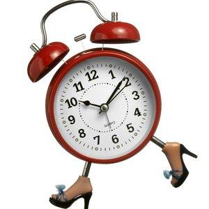 hodiny budík 2