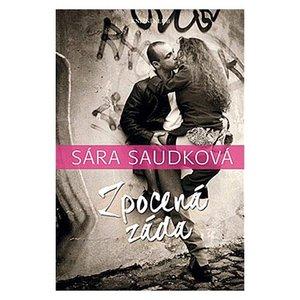 Sára Saudková. Zpocená záda