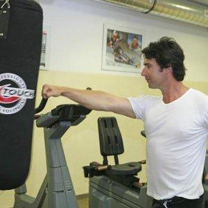 fitness muž