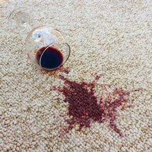 rozlite vino