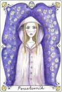 Tarot karta poustevník