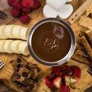 Jednoduchý návod na čokoládové fondue