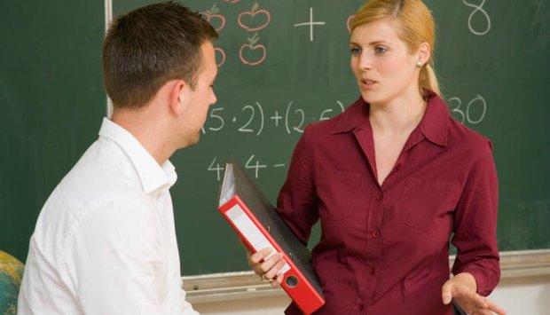 učitelka rodič