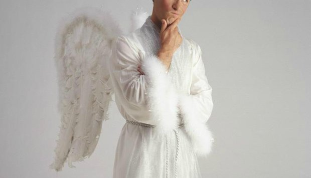 anděl muž