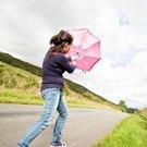 jarní déšť