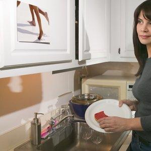 mytí nádobí 1