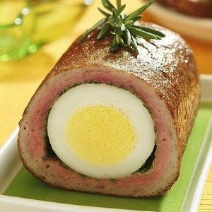 menu vejce sekana
