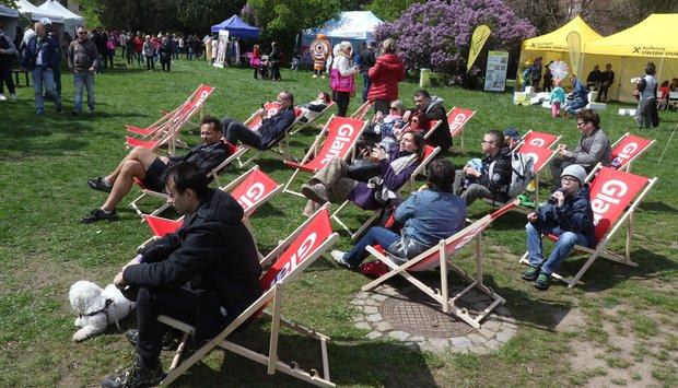 DERMACOL LOVE DAY přilákal do pražské Grébovky přes 7000 návštěvníků