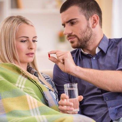 Jak srazit negativní účinky antibiotik? Vylepšete si jídelníček