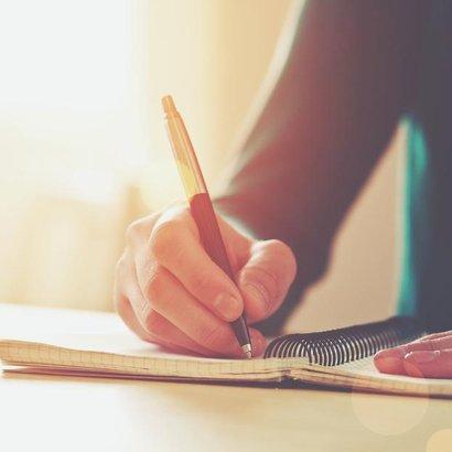 Pište si deník