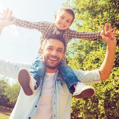 Co se chce od moderního táty?