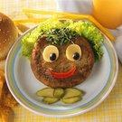jídlo úsměv