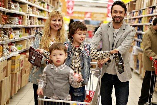 Naučte děti dobře nakupovat