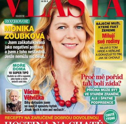 NOVÁ Vlasta 33/2018