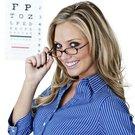 žena oko