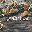 POSLEDNÍ DEN roku 2018: Připijte si na zdraví