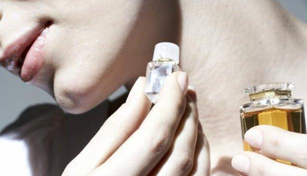 vůně parfém žena