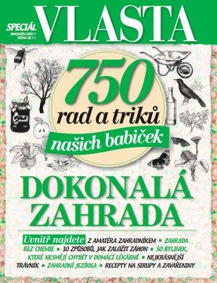 750 rad Zahrada