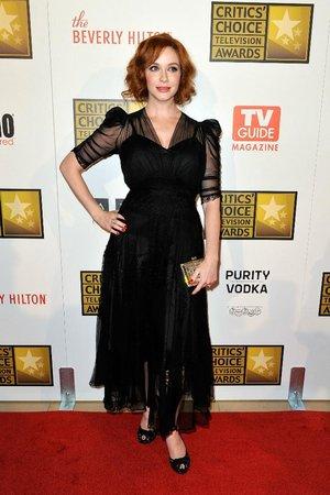 Kopírujte zlatý věk Hollywoodu Christina Hendricks