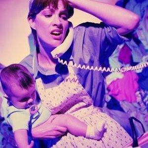 matka dítě stres
