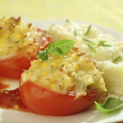 rajčata plněný