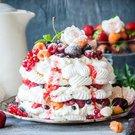 Týden pečených sladkostí: Pavlova dort