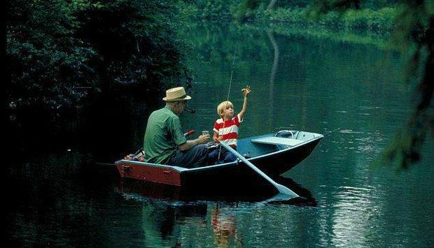 den dětí ryby