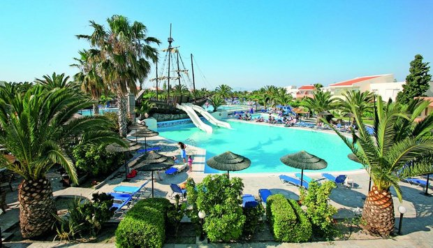 Hotel Kipriotis Village, ostrov Kos