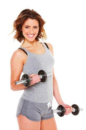 dieta cvičení