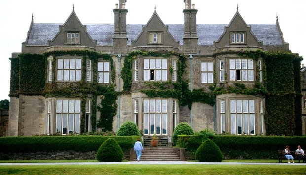 anglický dům