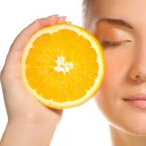 pomeranč žena