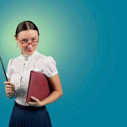žena učitelka