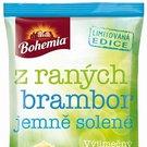 Bohemia Chips z raných brambor.