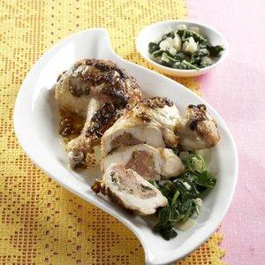 Kuře s nádivkou