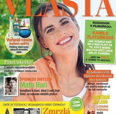 NOVÁ Vlasta 30/2017