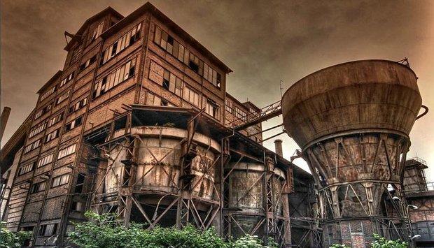 železárny
