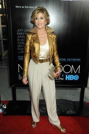 Kopírujte zlatý věk Hollywoodu Jane Fonda