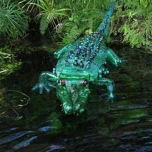 Krokodýl ve Fata Morganě